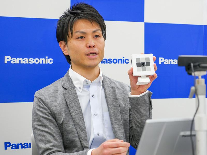 パナソニック テクノロジー本部 事業開発室 エッジコンピューティングPFプロジェクト主任技師の水上貴史氏