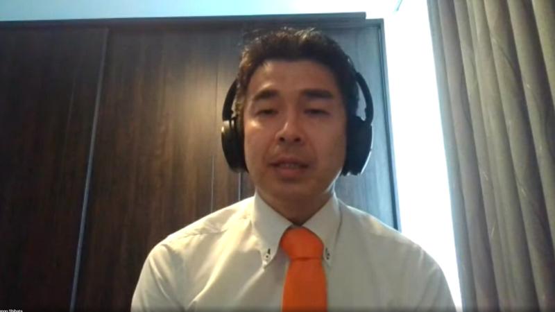 Canonical Japan株式会社 リージョナル セールス マネージャー 柴田憲吾氏