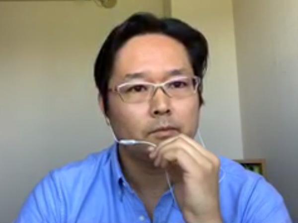 日本IBM パートナー グローバル・ビジネス・サービス事業 コグニティブプロセスリエンジニアリング担当の鹿内一郎氏