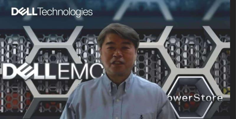 Dell Technologies(EMCジャパン)MDC事業本部の遠井雅和事業本部長