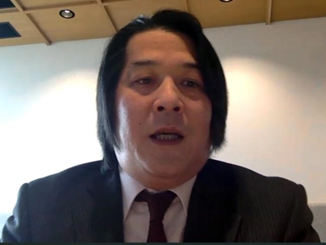 Alibaba Cloud シニアソリューションアーキテクト 奥山朋氏