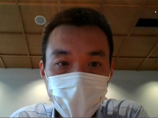 Alibaba Cloud カントリーマネージャー ユニーク・ソン氏