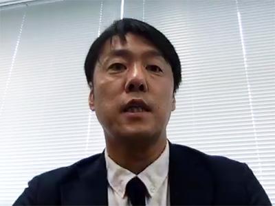 L is B 代表取締役 CEOの横井太輔氏