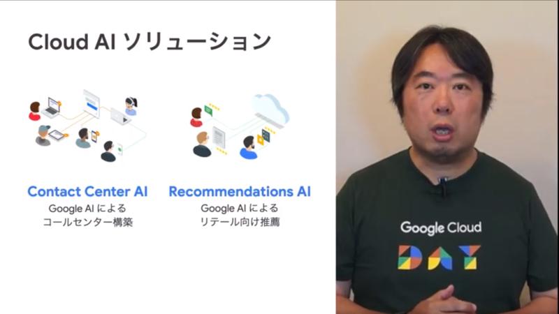 Cloud AIソリューション