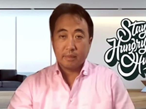 たServiceNow Japan 執行役員社長 村瀬将思氏