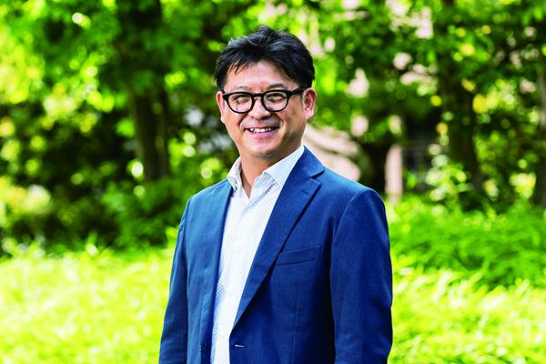 鈴与シンワート株式会社 デジタルソリューション事業部 営業グループ セールスマネージャー 鈴木 岳生氏