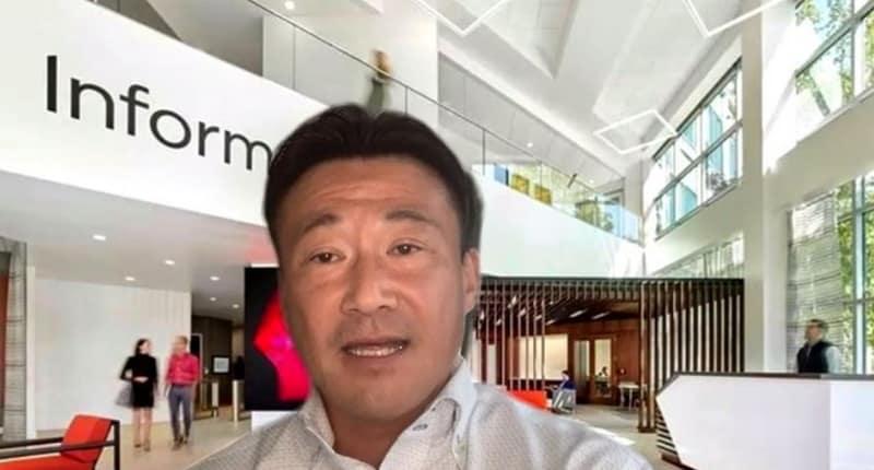 インフォマティカ・ジャパン 代表取締役社長 吉田浩生氏(画像提供:インフォマティカ)