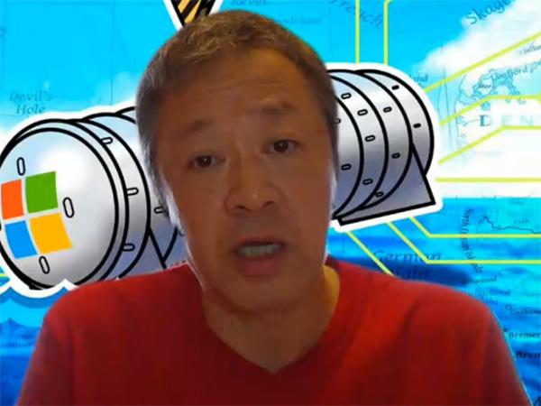 日本マイクロソフトの執行役員 最高技術責任者、榊原彰氏
