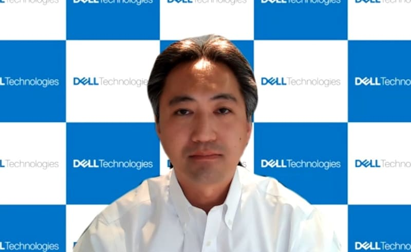 Dell Technologies(EMCジャパン) 執行役員 UDS事業本部 事業本部長 倉橋秀則氏