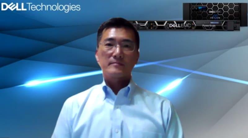 Dell Technologies(EMCジャパン) UDS事業本部 SE部 部長 水戸匡茂氏