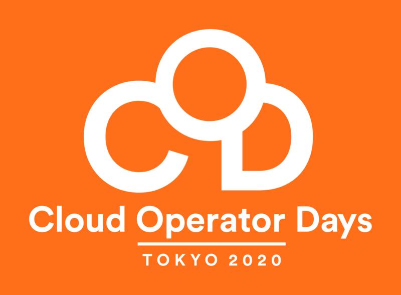 Cloud Operator Days Tokyo 2020ロゴ