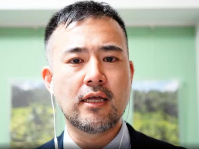 セールスフォース マーケティング本部プロダクトマーケティング マネージャーの岩永宙氏