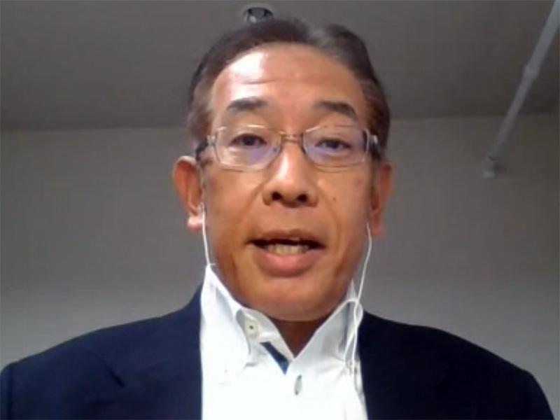セールスフォース 専務執行役員 ビジネスオペレーション担当の伊藤孝氏
