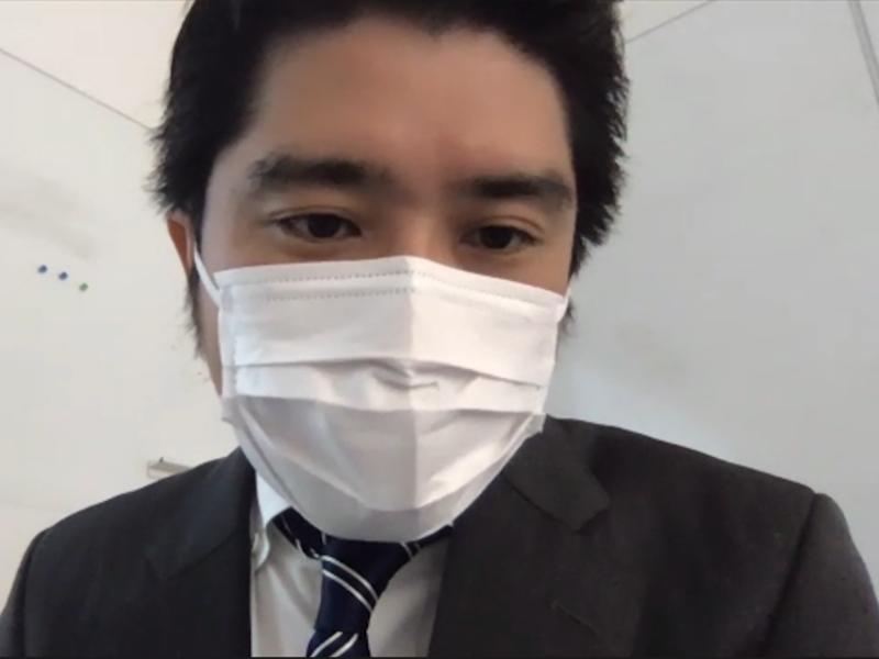 クラウディアン 営業ディレクター 石田徹氏