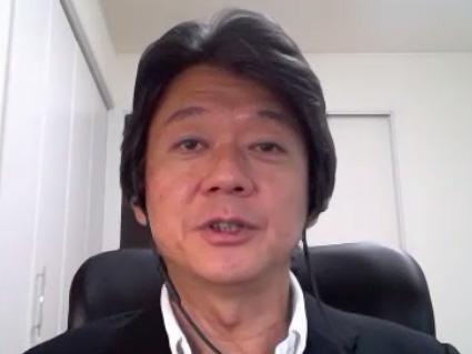 日本IBM グローバル・ビジネス・サービス事業部CTO兼IBMオープン・クラウド・センター長 執行役員の二上哲也氏