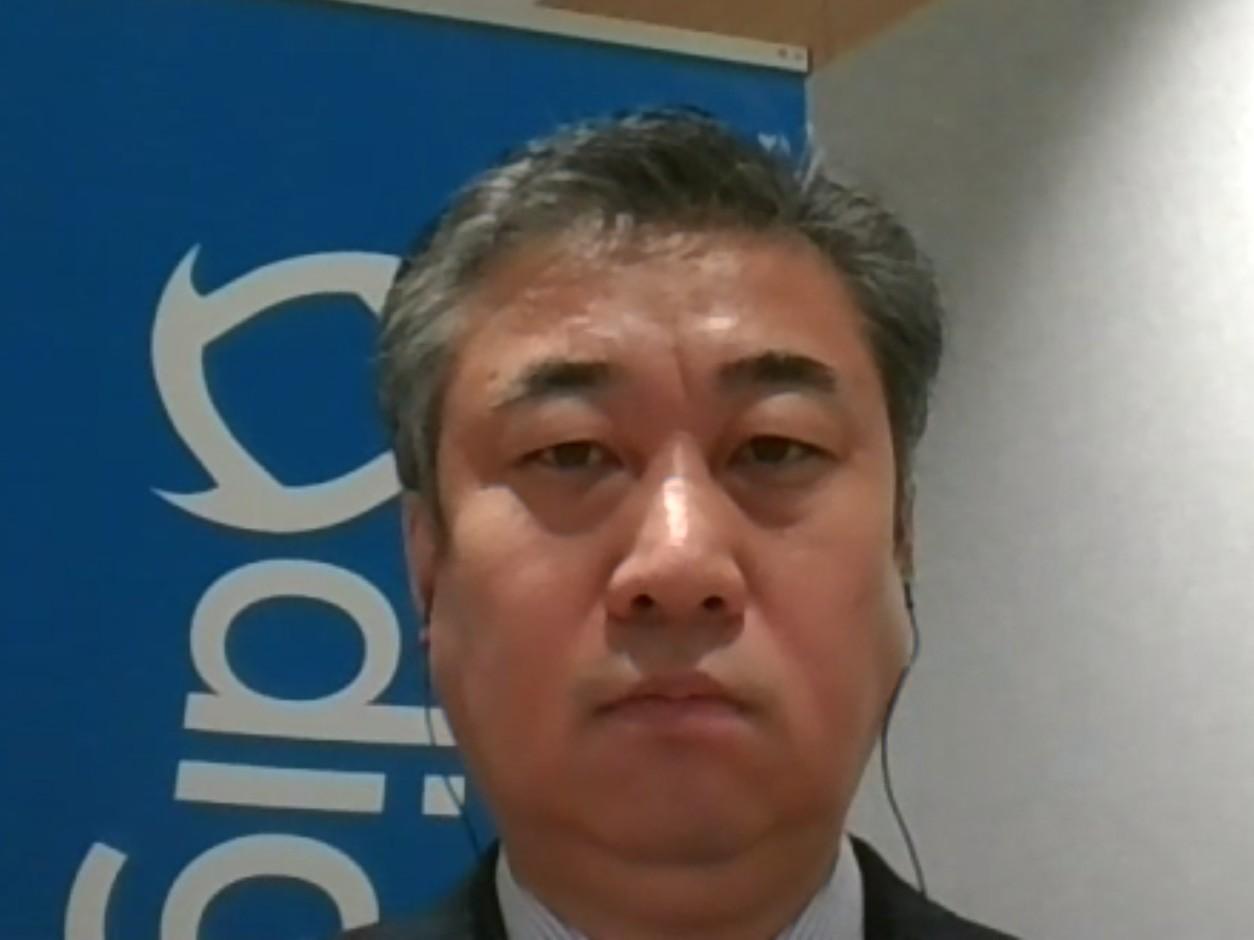 デジサート・ジャパン合同会社ジャパンカントリーマネージャーの平岩義正氏
