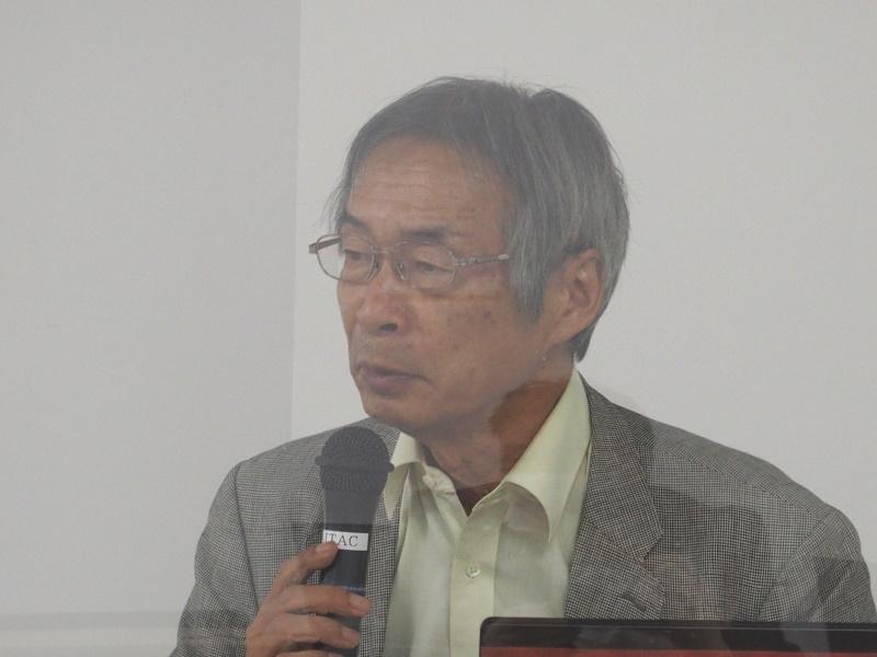 北海道大学特任教授の山本強氏