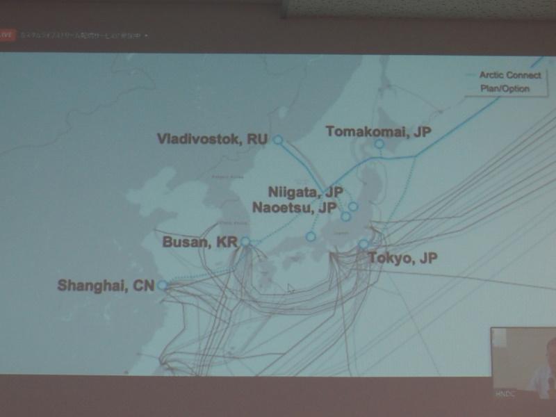 日本付近の拡大図