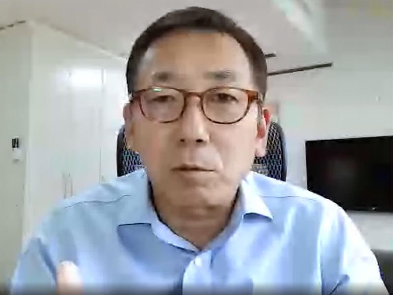セールスフォースの執行役員 アライアンス事業 AppExchangeアライアンス部 部長の御代茂樹氏