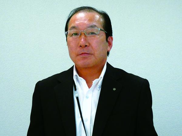 株式会社両備システムズ 執行役員 クラウドサービスカンパニー クラウドビジネス事業部 事業部長 水田稔氏