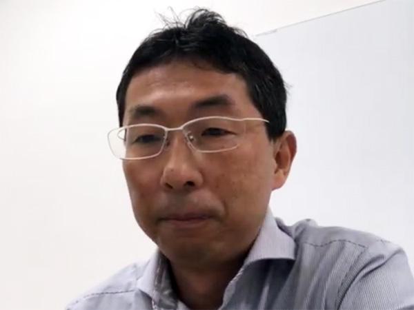 NECフェローの今岡仁氏