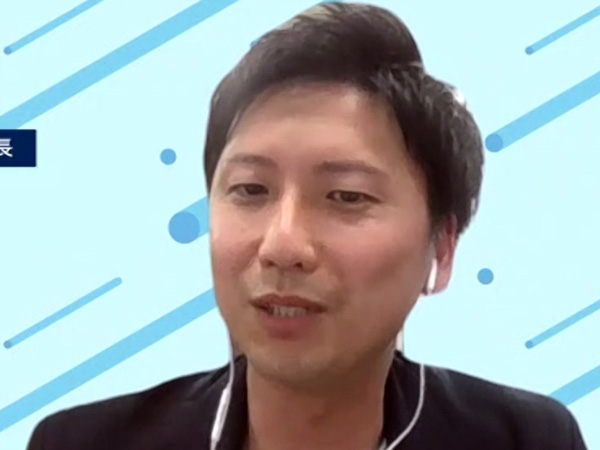 セキュア 取締役 事業開発部の平本洋輔部長