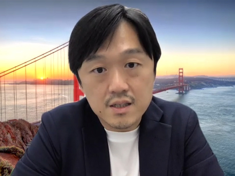 セキュア 代表取締役社長の谷口辰成氏