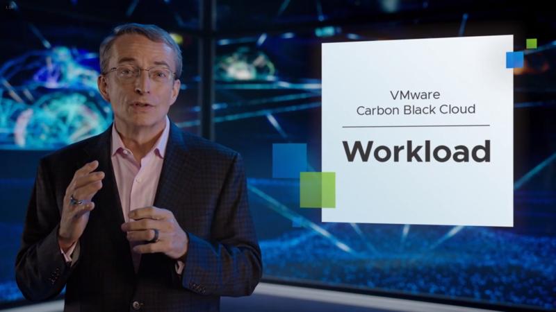 VMware Carbon Black Cloud Workloadの発表