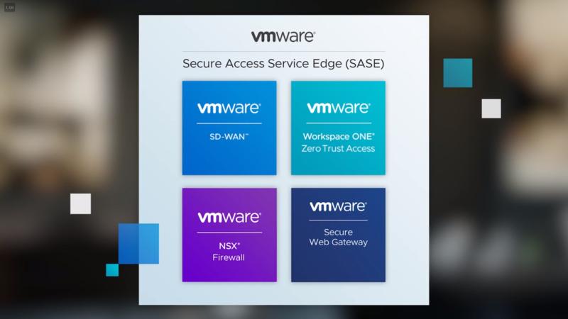 VMware SASEの構成