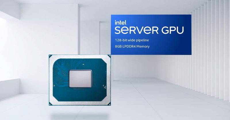 Intel Server GPU(SG1)のスペック