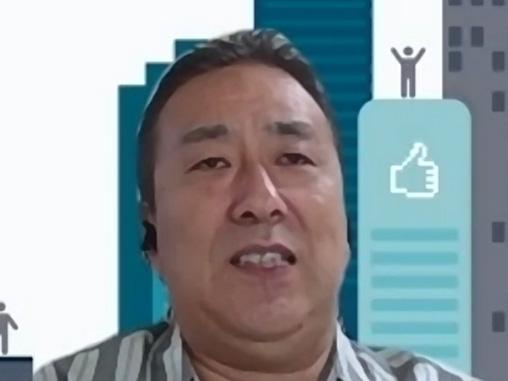 アイ・ティ・アール シニア・アナリストの水野慎也氏