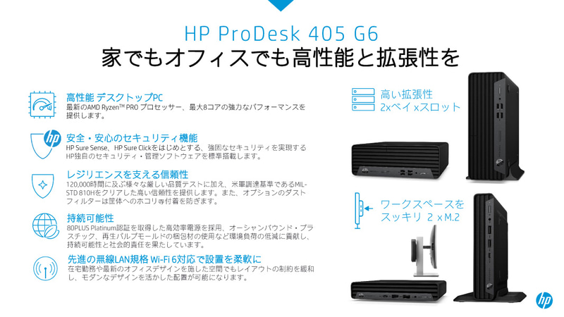 HP ProDesk 405 G6