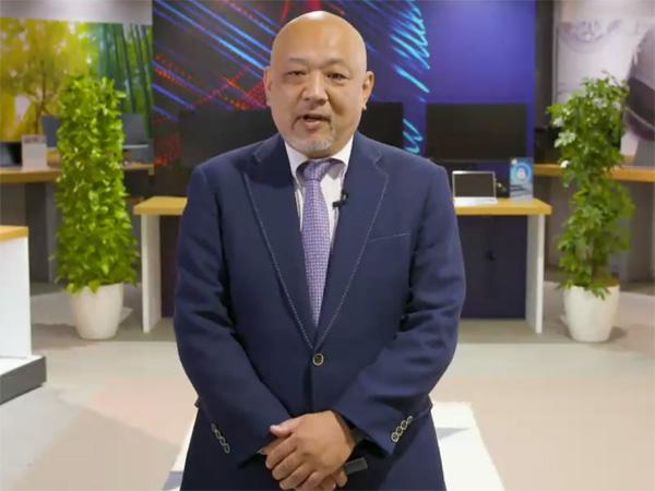 日本HP 専務執行役員 パーソナルシステムズ事業統括の九嶋俊一氏