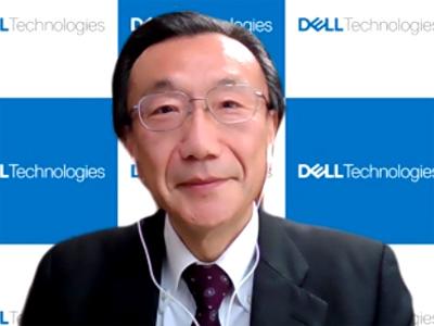 デル・テクノロジーズ 最高技術責任者(CTO)の黒田晴彦氏