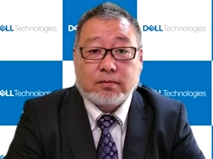 デル・テクノロジーズ ストレージプラットフォームソリューション事業本部 システム本部ディレクターの森山輝彦氏