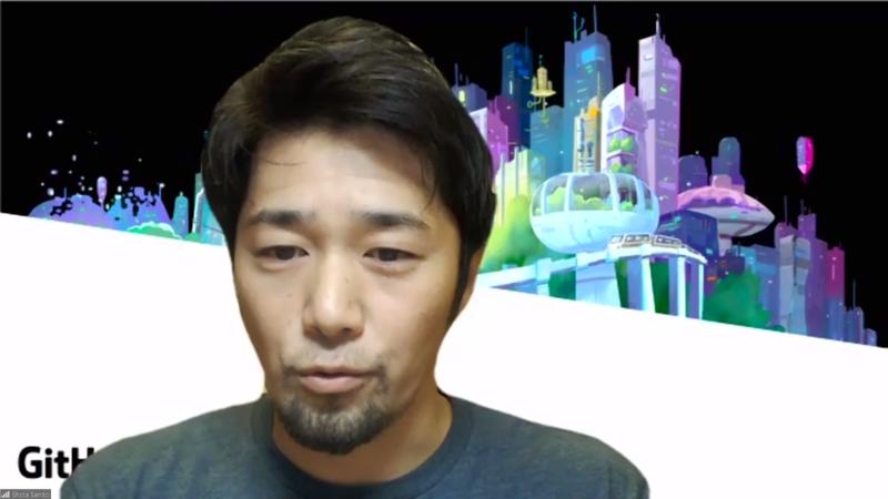 GitHub リージョナルディレクター 山銅章太氏