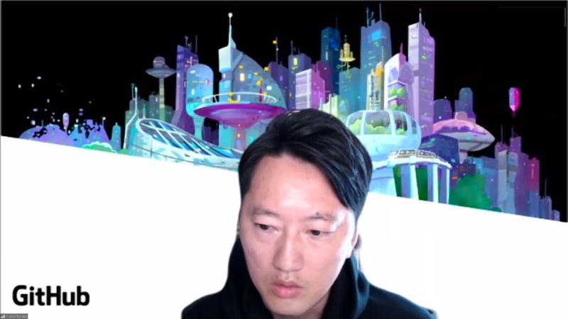 GitHub シニアソリューションズエンジニア 田中裕一氏