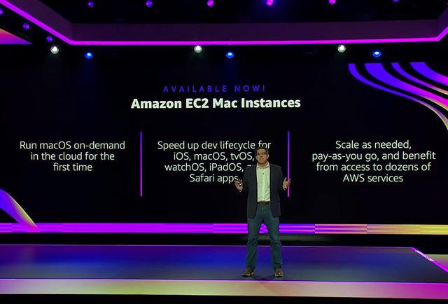 AWS re:Invent 2020の最初の発表となった新インスタンス「Amazon EC2 Macインスタンス」は世界で最初のクラウドによるmacOSのオンデマンド提供となる