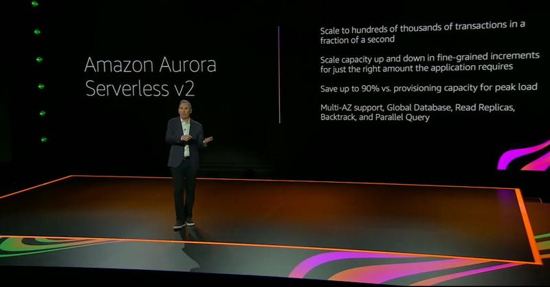 Amazon Aurora Serverless v2