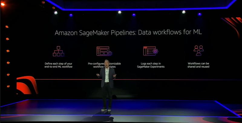 Amazon SageMaker Pipelines