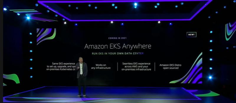 Amazon EKS Anywhere