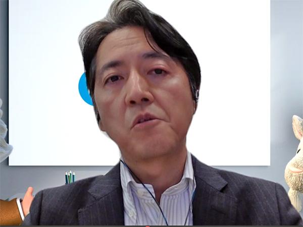 セールスフォース 専務執行役員 プロダクトセールス兼韓国リージョン統括ジェネラルマネージャーの笹俊文氏