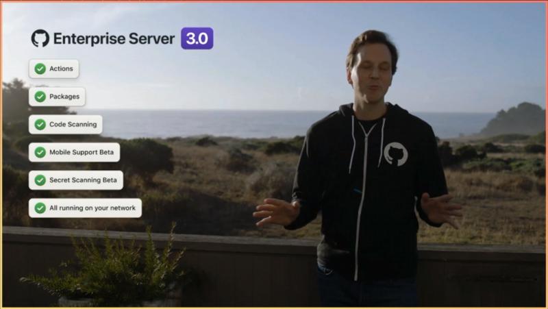 GitHub Enterprise Server 3.0 RC1