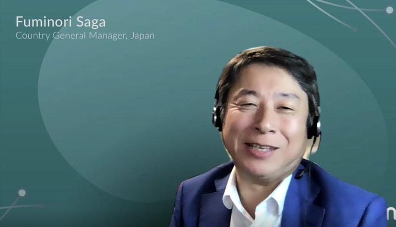 ZVC Japanの佐賀文宣カントリーゼネラルマネージャー