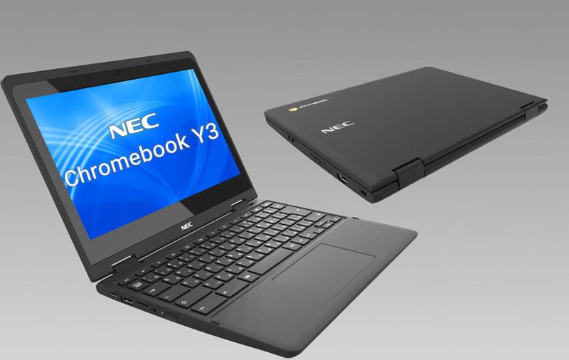 NEC Chromebook Y3