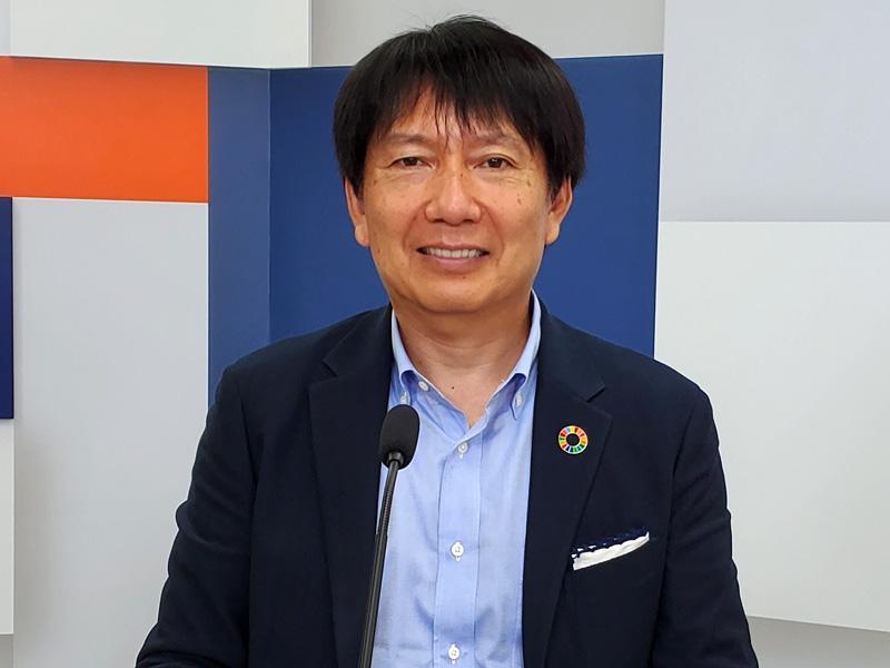 NEC 執行役員常務兼CIO兼CISOの小玉浩氏