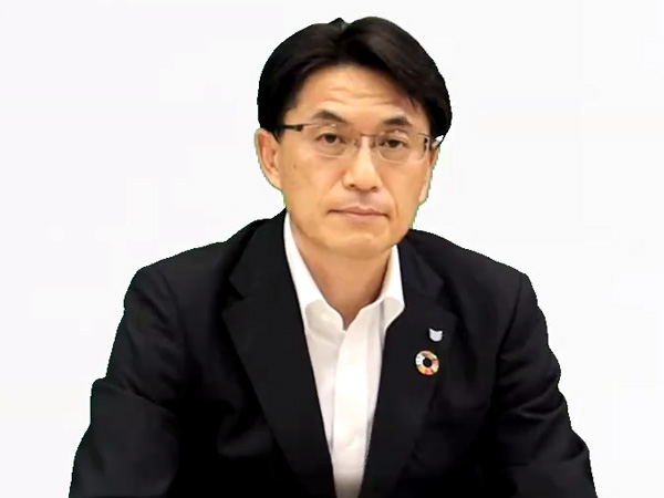 キヤノンMJ 取締役上席執行役員の蛭川初巳氏