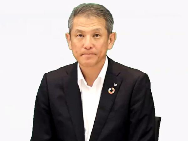 キヤノンMJ 上席執行役員の大里剛氏