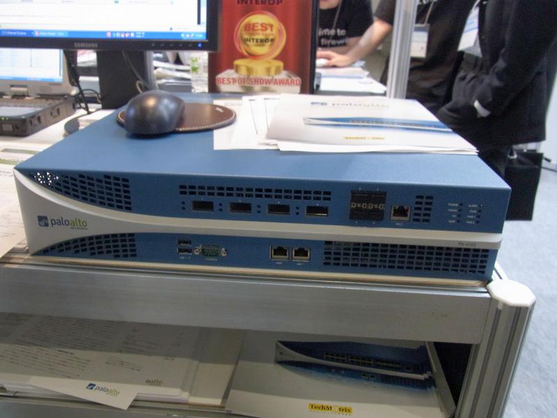 Palo Alto Networks PA-4060(テクマトリックス)