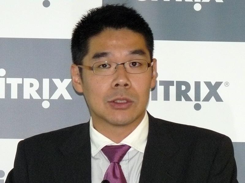 マーケティング本部 リードプロダクトマーケティングマネージャーの北瀬公彦氏